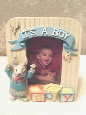 """It's A Boy"" Picture Frame, Free Shipping"
