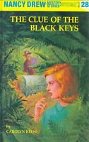 The Clue of the Black Keys (Nancy Drew #28) by Carolyn Keene
