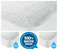New Waterproof Matress Terry Towel Fitted Sheet Or Pillow Protector