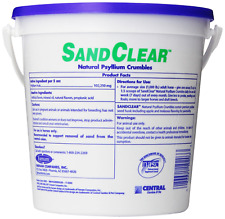 Farnam Sand Clear Digestive Aid for Horse Standard Packaging 3-Pound