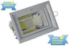 35W RECESSED LED SHOP FITTER LIGHT DOWNLIGHT OFFICE CEILING LIGHT COMMERCIAL