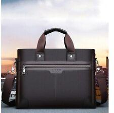 Men Handbag shoulder bag office briefcase business bag crossbody bag UK7