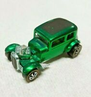 VINTAGE REDLINE HOT WHEELS CLASSIC '32 FORD VICKY NEAR MINT WITH FACTORY ERROR