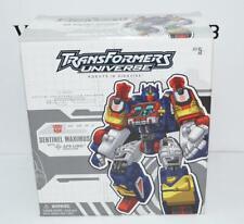 Sentinel Maximus Botcon OTFCC W HASBRO MAILER BOX 2004 Exclusive G1 Transformers