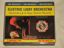 ELECTRIC LIGHT ORCHESTRA - 2 CD SET - RARE AUSSIE