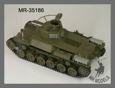 1/35th MR Models Japanese tank Type 97 Chi-Ha detail set