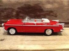 1955 CHRYSLER C-300 - 1/43 scale Diecast - Red '55 Chrysler C-300 Convertible