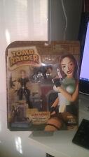 Tomb Raider Lara Croft Encounters the Ferocious Doberman - Playmates 2000