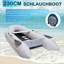 Schlauchboot Paddelboot Sportboot Angelboot Ruderboot 230 cm 2 Personen