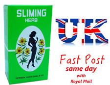 30 Bags GERMAN SLIMING HERB TEA Slimming Weight Loss Green Tea