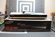 Samsung DVD Recorder DVD-R135 - HDMI 1080i Upscale - Remote