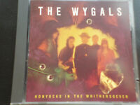 THE   WYGALS   -   HONYOCKS  IN  THE  WHITHERSOEVER  ,  CD   1989 ,  INDIE  ROCK