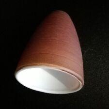 Cristal de lámpara vidrio reemplazo G4 Marrón Pantalla Repuesto Lámparas