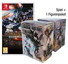Switch Monster Hunter Generations Ultimate + 1x Figuren Pack mit einer Figur!