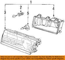 BMW OEM 96-02 Z3 Headlight Head Light Lamp-Headlamp Assembly Nut 63121387026