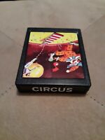 CIRCUS by ZELLERS for Atari 2600 ▪︎ CARTRIDGE ONLY ▪︎FREE SHIPPING ▪︎