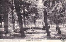 # AQUILA: GIARDINI PUBBLICI  - 1929