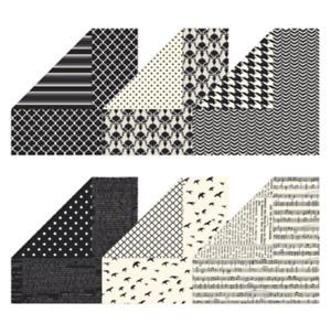 *NIP* Stampin' Up! MODERN MEDLEY Designer Series Paper 12X12 - Retired!