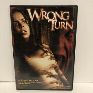 Wrong Turn (2003) DVD - Widescreen - With Insert! - Cult Horror