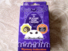 Disney * NIGHTMARE BEFORE CHRISTMAS EARS HATS * New & Sealed 2-Pin Mystery Box