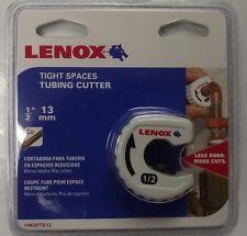 LENOX 14830TS12 Tubing Cutter Copper Manual