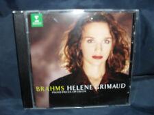 Johannes Brahms – Piano Pieces Op. 116-119 -Hélène Grimaud