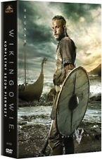 Wikingowie. Sezon 1 (wydanie ekskluzywne) DVD - POLISH RELEASE (English subtitle