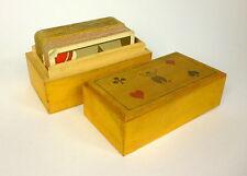 Kartenspiel im Kasten USA / Stralsunder Karten Spielkarten