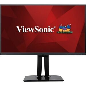 "Viewsonic VP2785-4K 27"" 4K UHD WLED LCD Monitor - 16:9 - Black"