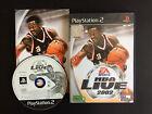 jeux SONY PLAYSTATION 2 PS2 NBA LIVE 2002 EA SPORTS BASKET BE