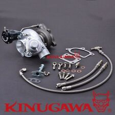 Kinugawa Universal TD04H-16T-6 Water-Cooled Internal Wastegate T25 Flange w/ BOV