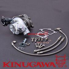 Kinugawa Billet Turbo Universal TD04H-20T-6 Internal Wastegate T25 Flange w/ BOV