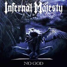 Infernal Majesty - No God [New CD]