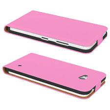 Tasche für Nokia / Microsoft Lumia 535 Flip Case Schutz hülle Cover Etui rosa