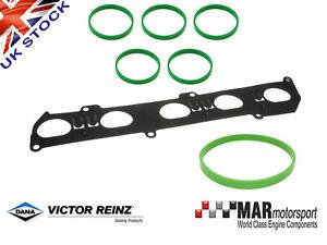 Ford Focus RS MK2 2.5 5 Cylinder ST225 Reinz / Elring Inlet Manifold Gasket SET