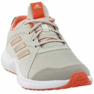 adidas Fortarun X  Kids Girls Running Sneakers Shoes    - Beige