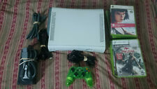 Microsoft Xbox 360 Bundle  with 14 games