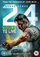 24 Hours to Live DVD *NEW & SEALED*