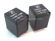 2 x Relais V23072-C1061-A308, V23072C1061A308 TYCO , Relais - FIAT PUNTO