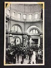 RP Vintage Postcard - London #SA2 - The Stock Exchange (trading Floor)