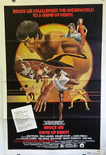 Bruce Lee | Game of Death - Original 1979 Movie Poster