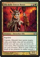 Elfa dalle Trecce Rosse - Bloodbraid Elf MTG MAGIC PCh Planechase English