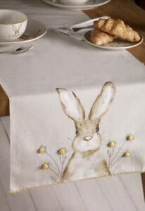 Next Harley Hare Table Runner Pom Pom Bunny Rabbit Goes With Dinner Set Mugs