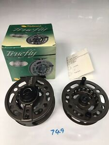Wychwood Truefly # 7/8 Limited Edition With Spare Spool Fly Fishing Reel