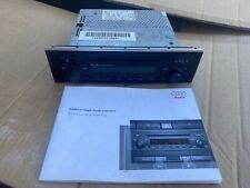 AUDI a4 8e b6 Radio CD Player ORIGINALE CONCERT 8e0035186d Bedin. istruzioni & codice