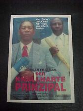 LEAN ON ME, film card (Morgan Freeman, Robert Guillaume)