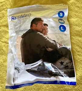 RESMED Swift FX S M L Masque Narinaire complet Nasal Pillows System FULL SET NEW