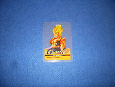 LAMINCARDS EDIBAS DRAGONBALL Z  NR. 1 GOGETA  - CARD  - DRAGON BALL