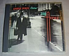 KIMBAL DYKES The Avenue CD promo 1st Ed. USA album+insert 1988 Music West EX/NM