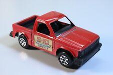 Tootsietoy Chevy S-10 Chevrolet Sport Toy Truck...161